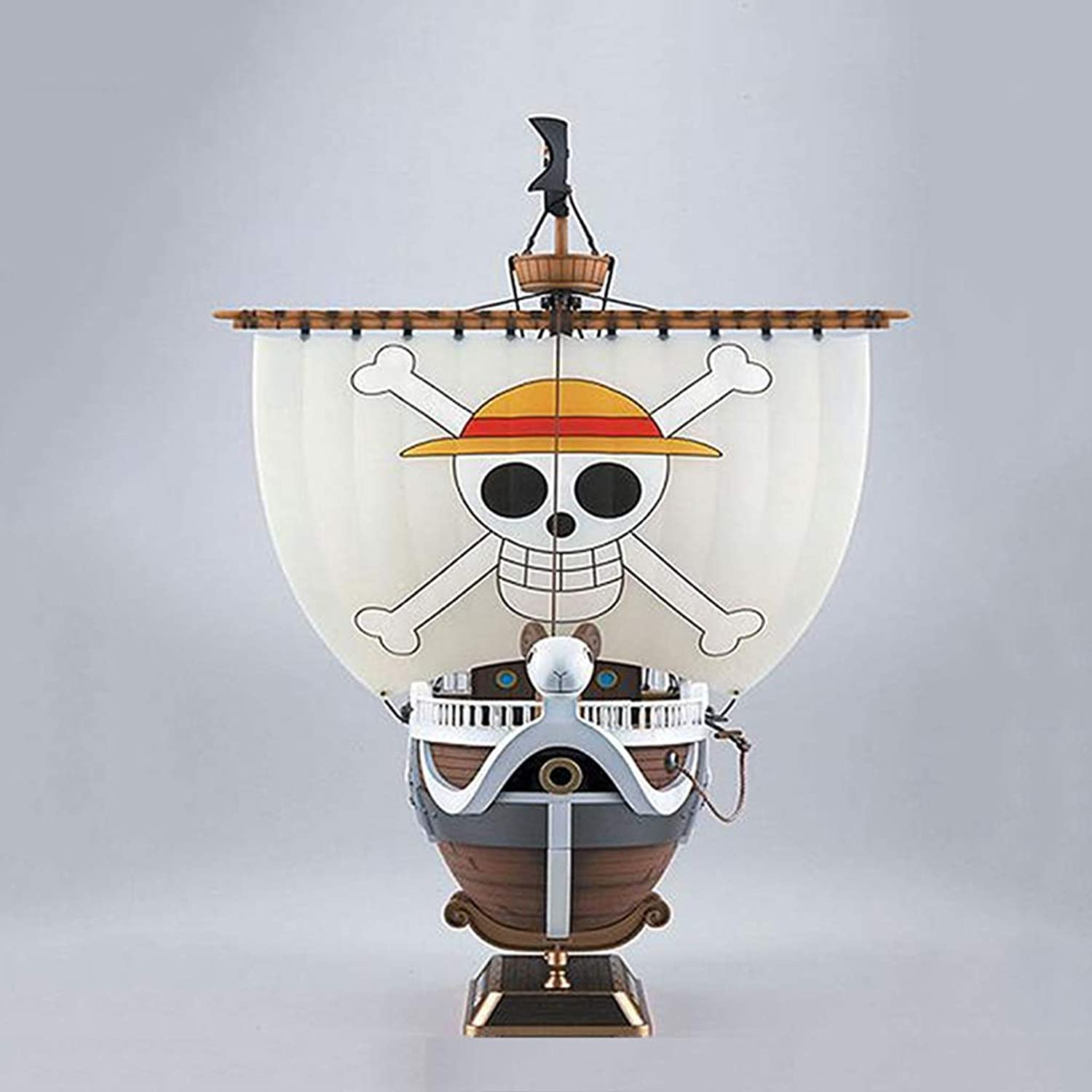 FKYGDQ Anime Cartoon Pirate Ship Game Model High 25 Cm Toy Decorations Gifts Collectibles Birthday Gifts Toy Statue