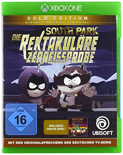 South Park: Die rektakuläre Zerreißprobe - Gold Edition - (uncut) - [Xbox One]