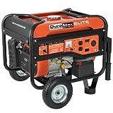 DuroMax Elite MX4500E, 3500 Running Watts/4500 Starting Watts, Gas Powered Portable Generator