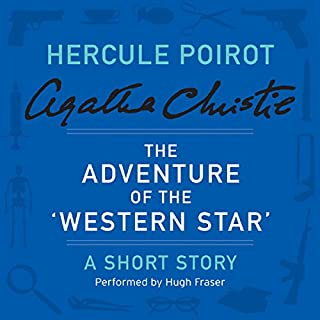 The Adventure of the 'Western Star' cover art