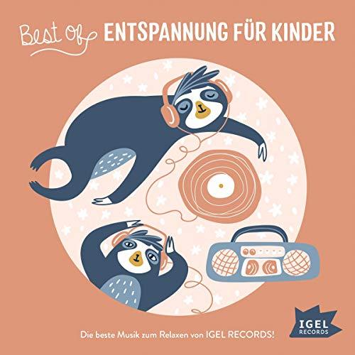 Page de couverture de Best of Entspannung für Kinder