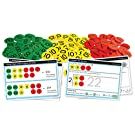 "Inspirational Classrooms 3125202 ""Place Value HTU Counters and Work Card Educational Toy (Pack of 300)"