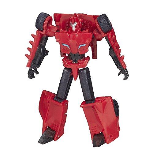 Transformers : Robots in Disguise – B0896 – Legion Class – Sideswipe