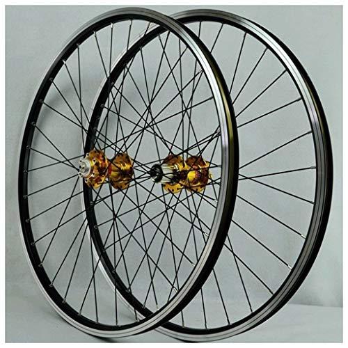 LSRRYD - Fahrradfelgen in Gold hub, Größe 26inch