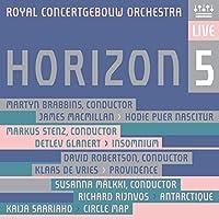 ホライゾン 5 (Horizon 5 / Royal Concertgebouw Orchestra) [SACD Hybrid] [輸入盤]