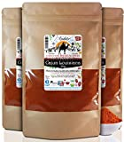 Nabür - Cajun Louisiana Hot 'N Spicy 200 Gr ⭐ Spice Cajun, Gumbo piccante, Spezie cajun, Jambalaya ⭐ Creolo, Ricetta originale, Marinate ⭐ Conquista dei sapori