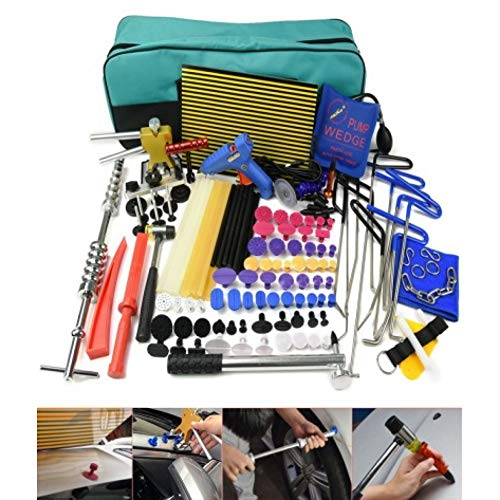 Paintless Dent Doctor Repair LED Light Line Board PDR Tools Rimozione grandine 5M USB PDR Tools LED Reflector Board con Ventosa