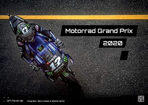 Gran Premio di motociclismo - 2020 - Calendario - formato DIN A3 | MotoGP