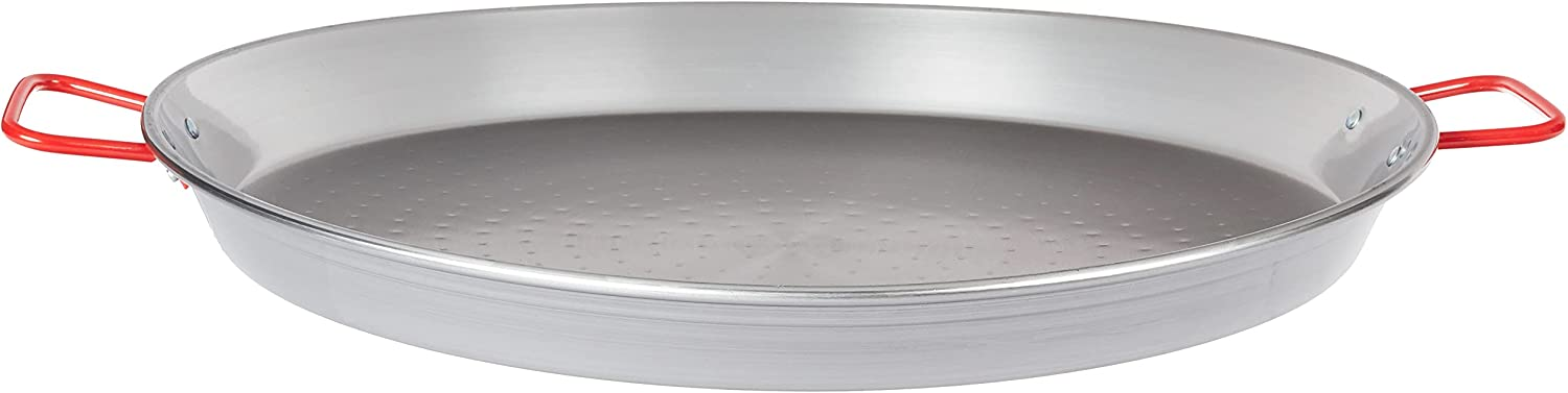 Garcima 20-Inch Carbon Steel Sales results No. 1 Paella Pan Challenge the lowest price 50 cm