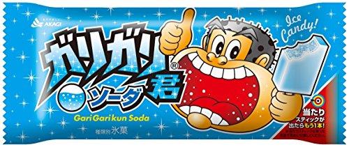 赤城乳業『ガリガリ君ソーダ』