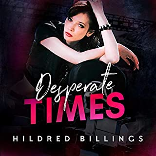 Desperate Times audiobook cover art