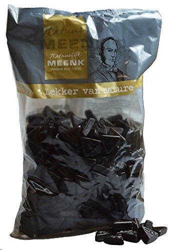 Van Vliet Holländische Lakritze zweifach gesalzen 1kg, 1er Pack (1 x 1 kg)