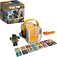 LEGO 43107 VIDIYO Hiphop Robot Beatbox Music Video Maker Musical Toy for Kids, Augmented Reality Set with App