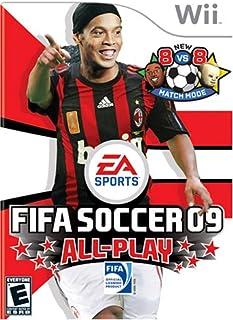 FIFA Soccer 09 All-Play - Nintendo Wii