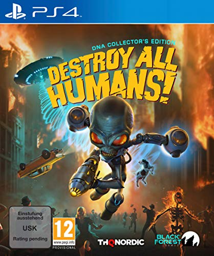 Destroy All Humans! DNA Collector's Edition [Playstation 4]