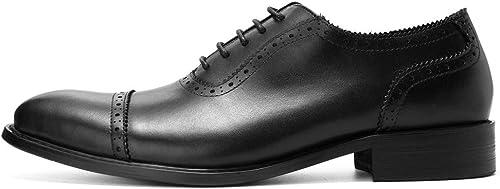 GSIRUI GSIRUI Chaussures de Brogue pour Hommes Robe Robe de mariée Chaussures habillées vêteHommests déodorants Confortables  avec 100% de qualité et 100% de service