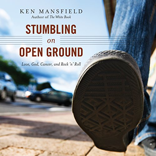 Stumbling on Open Ground audiobook cover art