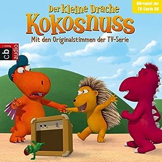 Sturmfreie Bude / Prinz Kokosnuss / Das Versprechen / Traumberuf (Der Kleine Drache Kokosnuss - Hörspiel zur Serie 8) cover art