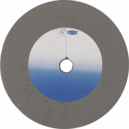 Tyrolit 2540 Abziehscheibe Elastic Form 1 gerade, Korn 800, 125 mm x 25 mm x 32 mm