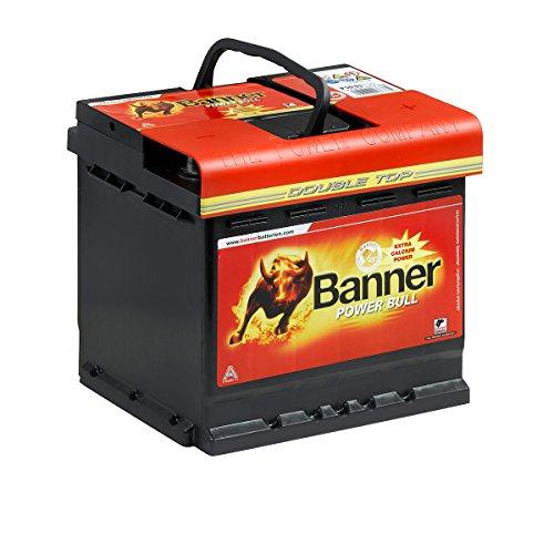 Banner Autobatterie 44AH Power Bull ersetzt 42Ah 45Ah 50Ah