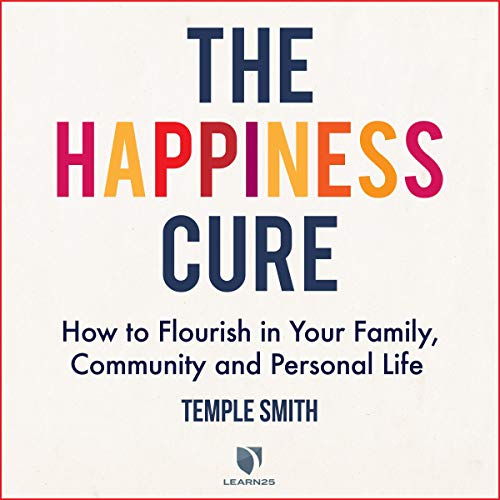 The Happiness Cure cover art
