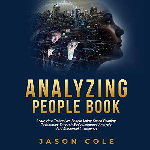 Analyzing People Book audiobook cover art