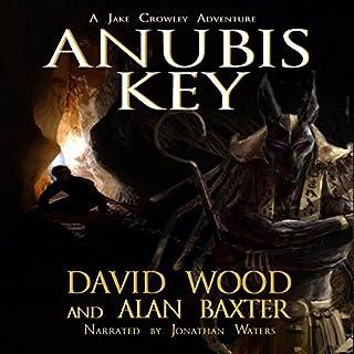 Anubis Key cover art