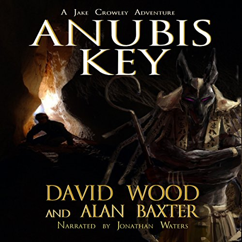 Anubis Key cover art