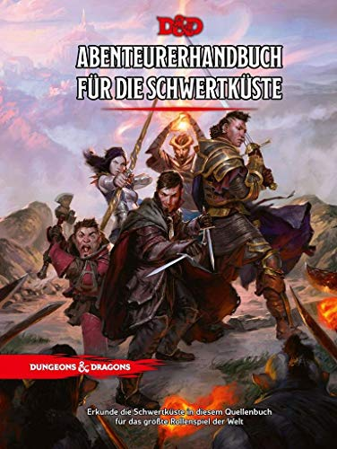 D&D: Abenteurerhandbuch für die Schwertküste: Dungeons & Dragons