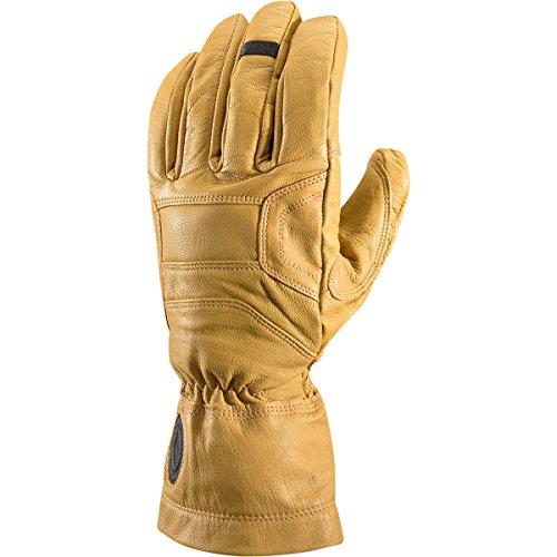 Black Diamond Unisex-Adult Kingpin Handschuh, gelb, S
