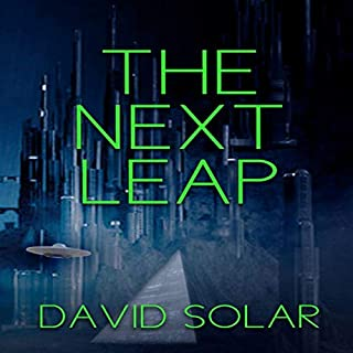 The Next Leap audiobook cover art