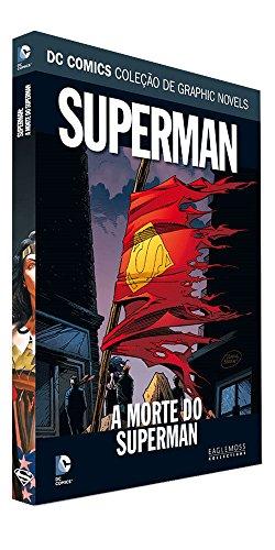 DC Graphic Novels. A Morte do Superman