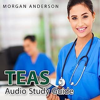 TEAS Audio Study Guide audiobook cover art