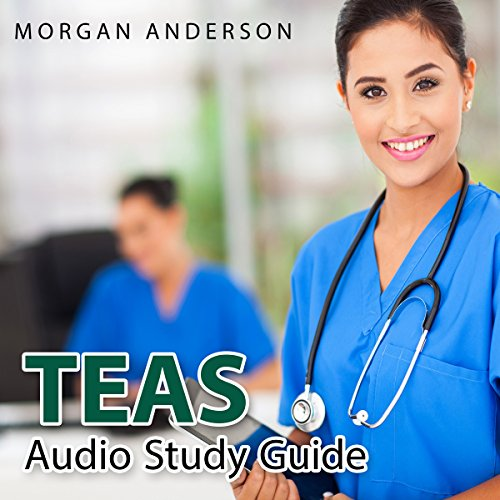 TEAS Audio Study Guide audiobook cover art