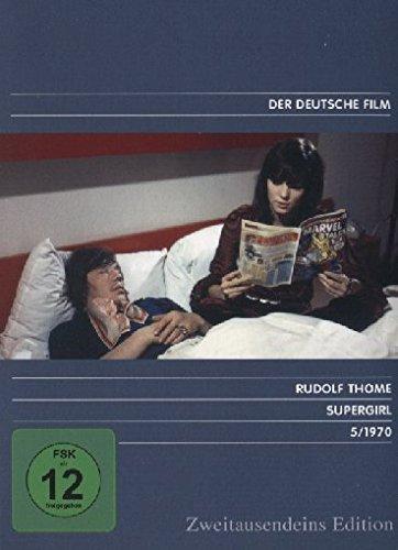 Rudolf Thome - Supergirl - Zweitausendeins Edition