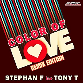 Color of Love (Remix Edition)