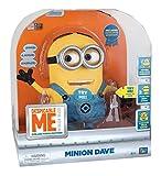 MTW Toys 20001 - Aktionsfigur Minion Dave, Sammleredition, 33 cm