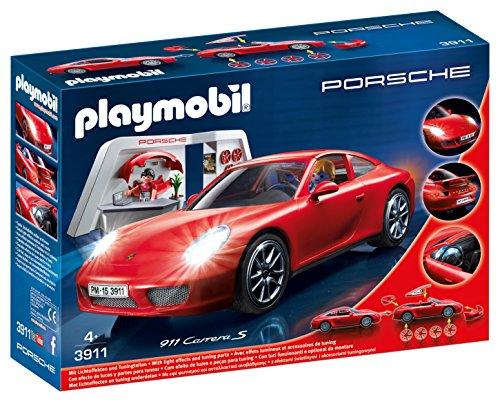 Playmobil Porsche 911 Carreras 3911