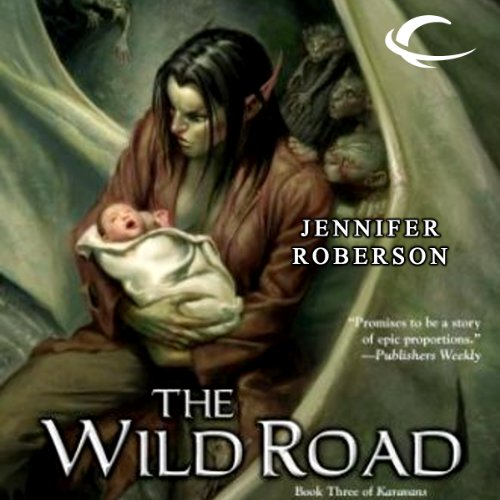 The Wild Road audiobook cover art