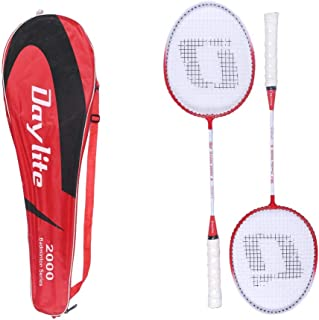 DAYLITE 2000 Badminton Racquet Ideal for Beginners and Intermediate Level Players