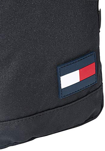 Tommy Hilfiger Core Compact Crossover, Besace homme, Noir (Black),
