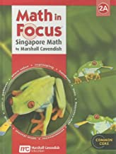 Math in Focus: Singapore Math: Student Edition Grade 2 Book a 2013
