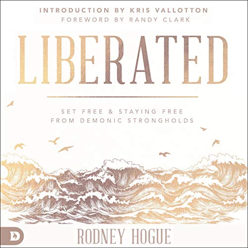 Liberated audiobook cover art