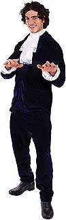 Mens Gigolo Austin Powers Fancy Dress Costume