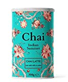 Nordic Roast | Chai Latte | Indian Summer | 398g | Mezcla de Chai Latte Instantáneo en Polvo | Té Negro Especiado con leche | para tu Hogar, Café, Restaurante | 15 Tazas