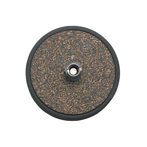 Slik Q/R 6124 - Zapata rápida para trípode (6,35 mm, 700DX/BH800)