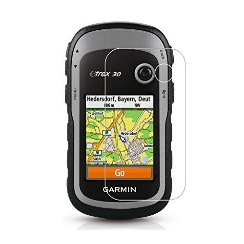 Protector de pantalla para Garmin eTrex 30/20/10 (3 unidades)