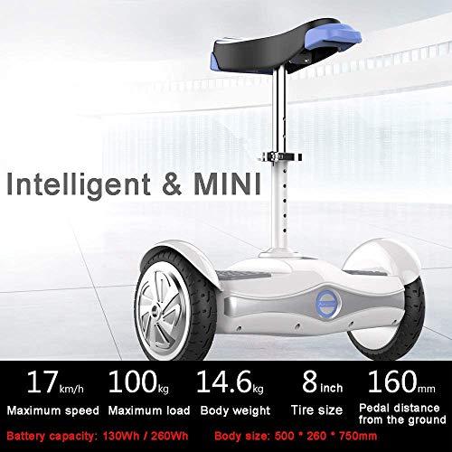 Airwheel S6 Elektro-Balancing-Roller Stehen Und Sitzen Scooter Intelligent Somatosensory Auto 50 * 26 * 75cm