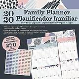 Family Planner (Bilingual Spanish) 2020 Wall Calendar (English and Spanish Edition)