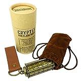 Cryptex USBフラッシュドライブ コードでデータを守る 日本語説明書付き 16GB USB2.0